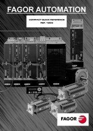 EN: man_dds_comp_quick_ref.pdf - Fagor Automation