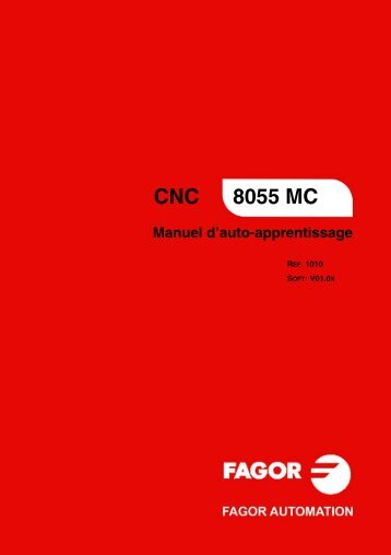 Option ·MC - Fagor Automation