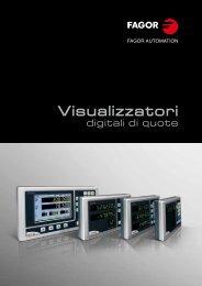 Cataloghi - Fagor Automation