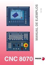CNC 8070 - Fagor Automation