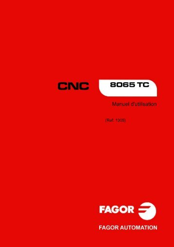 3 - Fagor Automation