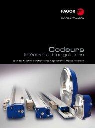Codeurs linéaires - Fagor Automation