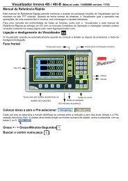 Innova 40i DRO QR - Fagor Automation