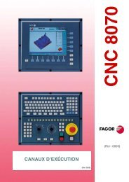 FR: man_8070_chn.pdf - Fagor Automation