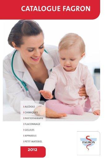 Catalogue 2012 - Fagron