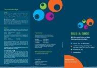 BUS & BIKE - Fahrmit Tirschenreuth