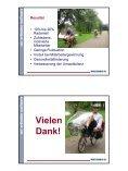 Fahrradfreundlich seit 18 Jahren: Die Saarbrücker ... - Page 7