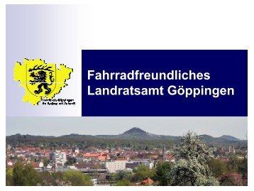 Landratsamt Göppingen - Machen Sie Ihren Betrieb Fahrrad-fit!