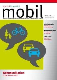 fahrradfreundlich - Arbeitsgemeinschaft fahrradfreundliche Städte ...