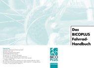 Das BICOPLUS Fahrrad- Handbuch - Per Pedal