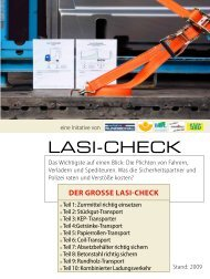 Der GroSSe LASI-CheCk - verkehrsRUNDSCHAU.de