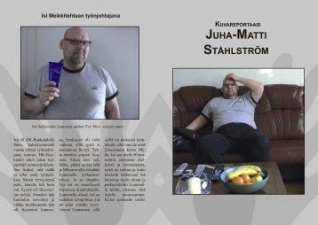 JUHA-MATTI STÅHLSTRÖM