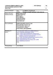 03.03.2009 - Forssan ammatti-instituutti