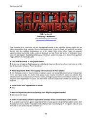 FAQ - Version 1.0 Übersetzung: DarkPadawan ... - Bruno Faidutti