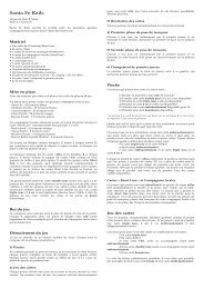 Santa Fe - Traduction française des règles (pdf) - Bruno Faidutti