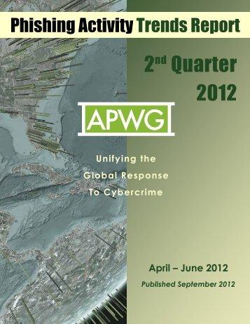 apwg trends report q2 2012