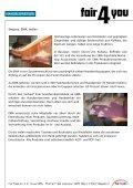 Modischer Chic und traditionelle Handwerkskunst - Fair4You - Seite 2