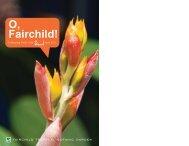 O, Fairchild! - Fairchild Tropical Botanic Garden