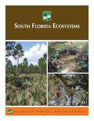 investigating ecosystems - Fairchild Tropical Botanic Garden