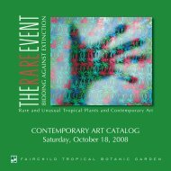 To view The Rare Event 2008 Art Catalog, please click here.