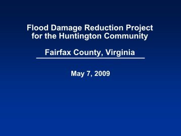 Presentation - Fairfax County Government