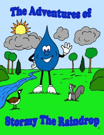 The Adventures of Stormy the Raindrop - Fairfax County Government