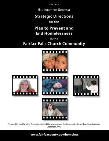 Plan to Prevent and End Homelessness