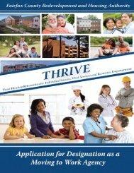 FCRHA MTW Plan - Fairfax County Government