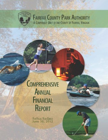 Park Authority Mission - Fairfax County Government