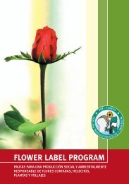 FLOWER LABEL PROGRAM - Flower Label FLP
