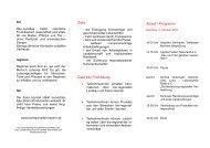 Seminar Buchloe - FairHandeln Bayern!
