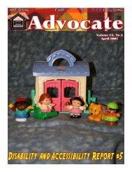 April 2007 - National Fair Housing Advocate Online