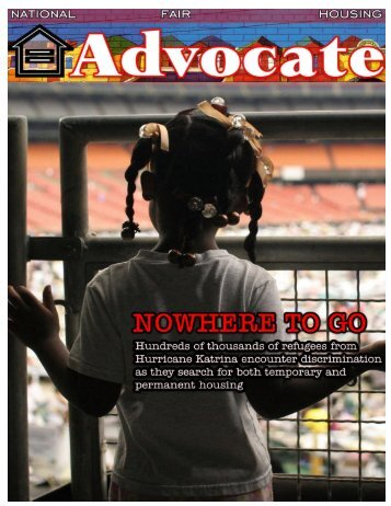 February 2006 - National Fair Housing Advocate Online