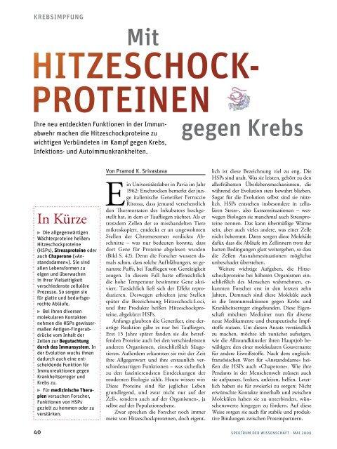 Hitze-Schutz-Proteine - fairlife