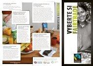 pdf, 0,6 MB - Fair Trade