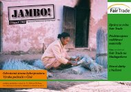 JAMBO listopad 08 (pdf, 1,06 MB) - Fair Trade