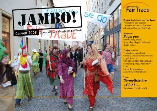 JAMBO červen 08 (pdf, 846 kB) - Fair Trade