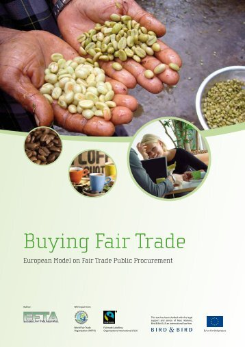 Buying Fair Trade - Sustainable Procurement Resource Centre