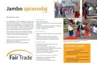 JAMBO prosinec 07 (pdf, 431 kB) - Fair Trade