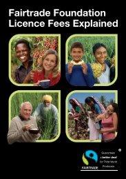 Fairtrade Foundation Licence Fees Explained - The Fairtrade ...
