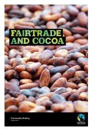 Fairtrade and cocoa - The Fairtrade Foundation
