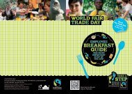 here - The Fairtrade Foundation