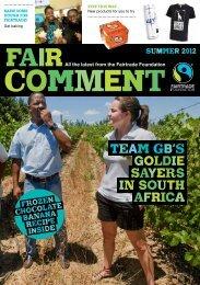 Get Baking - The Fairtrade Foundation