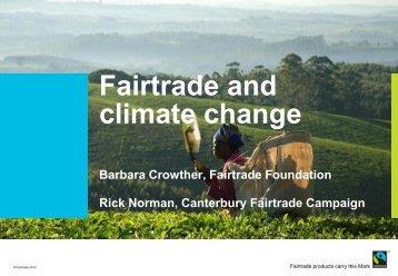 pdf presentation - The Fairtrade Foundation