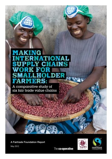 Making international supply chains work for smallholder farmers