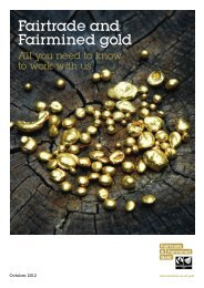 CR_VW_gold factsheets_261012_V3.indd - The Fairtrade Foundation