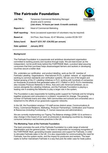 Job Description Section Supported Temporary   Focus Ireland