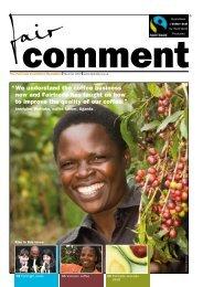 Summer - The Fairtrade Foundation