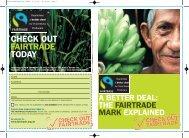 A Better Deal - The Fairtrade Foundation