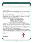 November 2009 Newsletter - Faith Evangelical Lutheran Church - Page 2